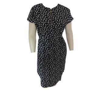 Cherie Bliss Black and White Dress Size 1X